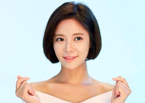 Foto Cantik Hwang Jung-eum 1