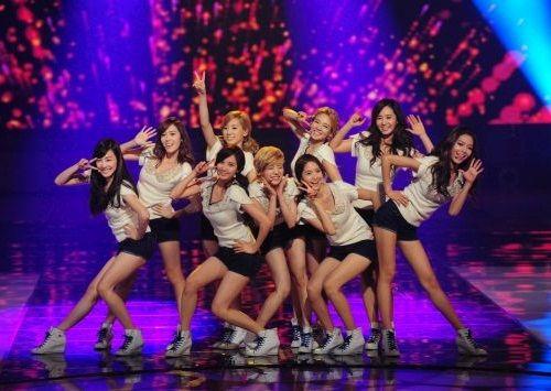 Pentas Girlband K-Pop