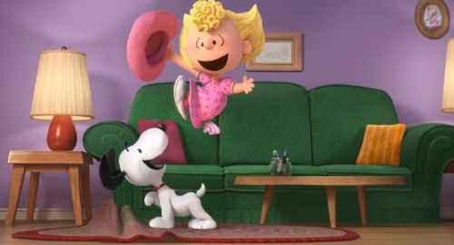 The Peanuts Movie14