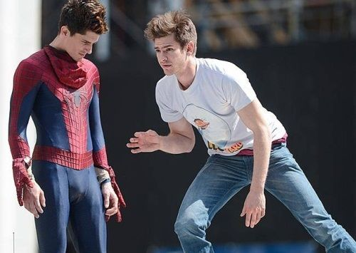 Andrew Garfield (The Amazing Spider-Man 2)