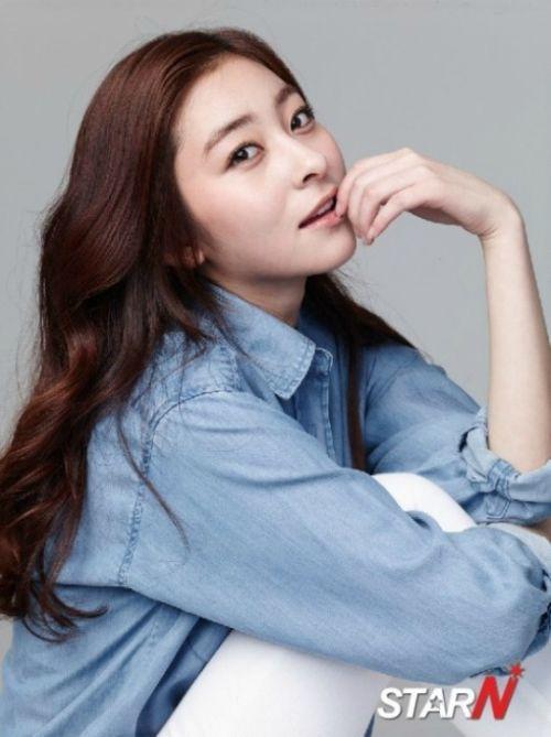Foto Cantik Wang Ji-won 1