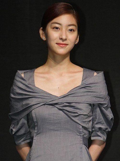 Foto Cantik Wang Ji-won 10
