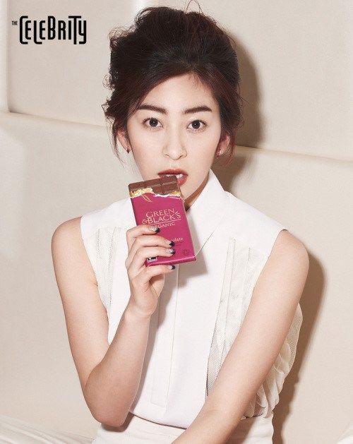 Foto Cantik Wang Ji-won 11
