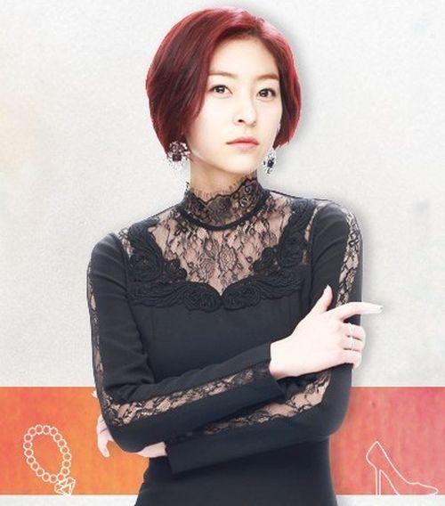 Foto Cantik Wang Ji-won 12
