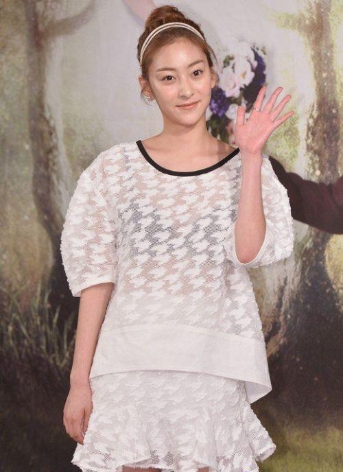 Foto Cantik Wang Ji-won 20