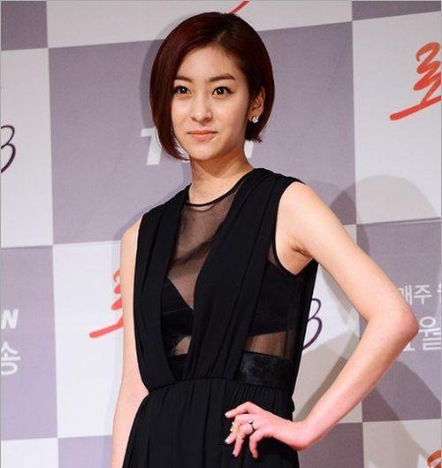 Foto Cantik Wang Ji-won 9