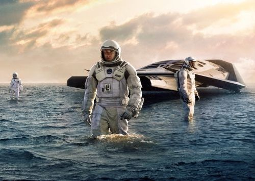 Foto Film Interstellar