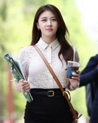 Foto Ha Ji-won dalam The Time We Were Not in Love