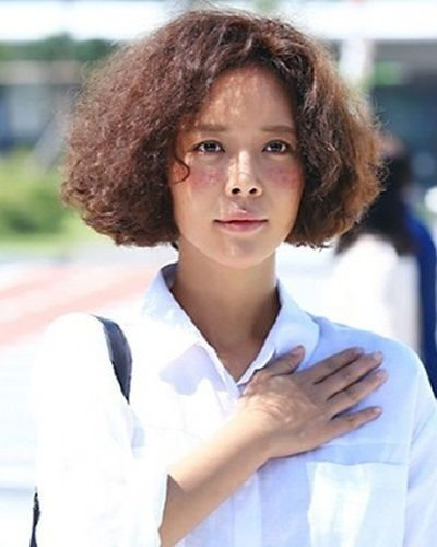 Foto Hwang Jung-eum dalam She Was Pretty