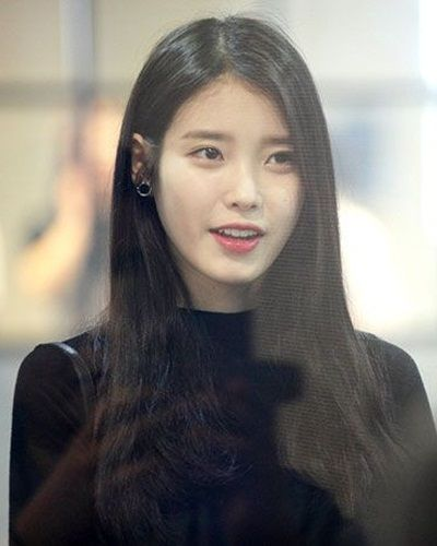 Foto IU dalam The Producers