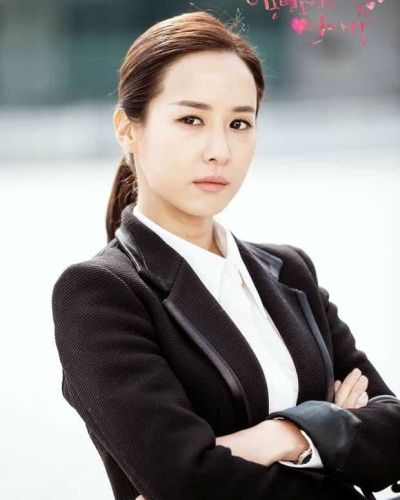 Foto Jo Yeo-jeong dalam Divorce Lawyer in Love