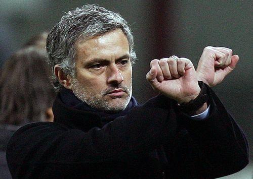 Foto Jose Mourinho