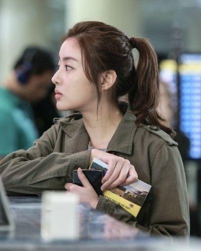 Foto Kang So-ra dalam Warm and Cozy