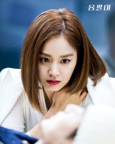 Foto Kim Tae-hee dalam Yongpal
