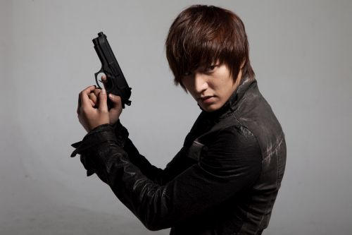 Foto Lee Min-ho CITY HUNTER