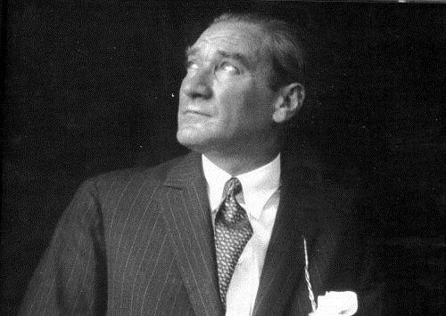 Foto Mustafa Kemal Atatürk