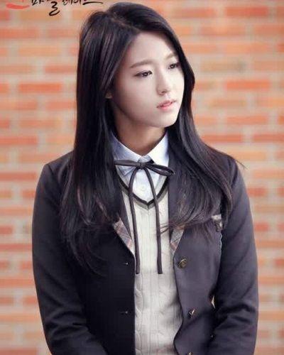 Foto Seolhyun dalam Orange Marmalade