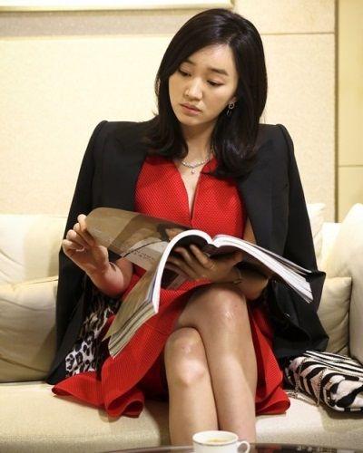 Foto Soo Ae dalam Mask