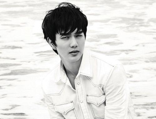 Foto Tampan Yoo Seung-ho 13
