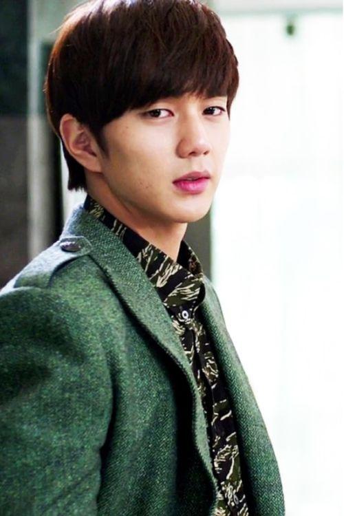 Foto Tampan Yoo Seung-ho 24
