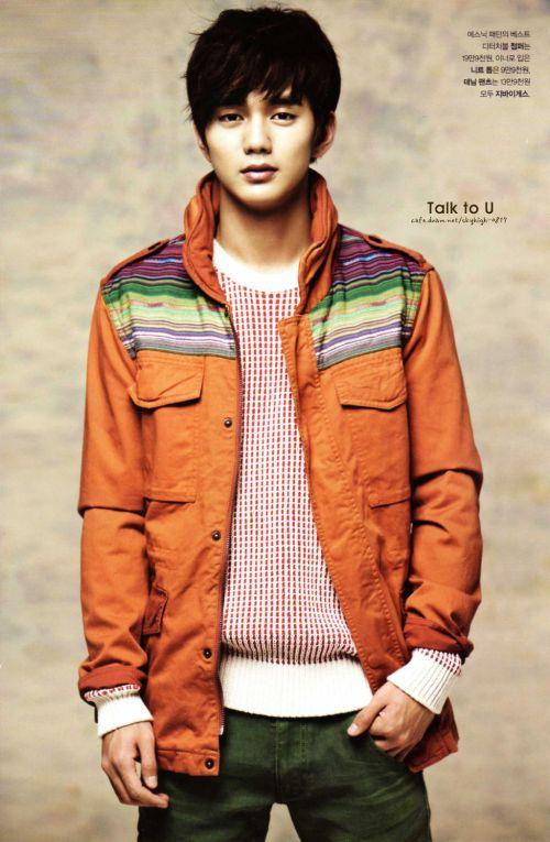 Foto Tampan Yoo Seung-ho 27
