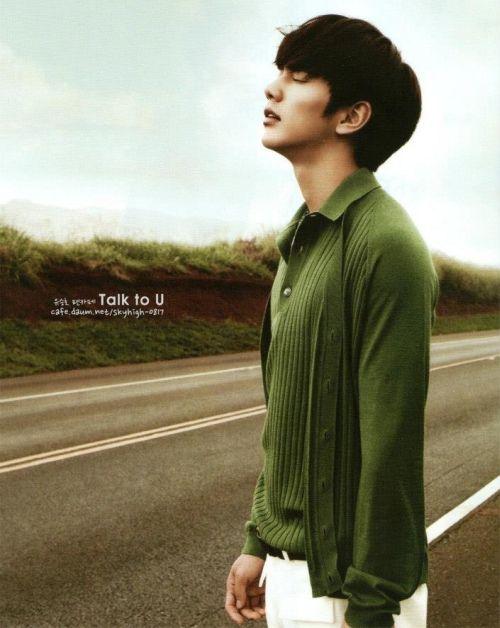Foto Tampan Yoo Seung-ho 29