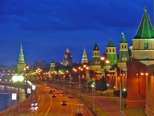 Gambar Bangunan Kremlin yang Indah 10