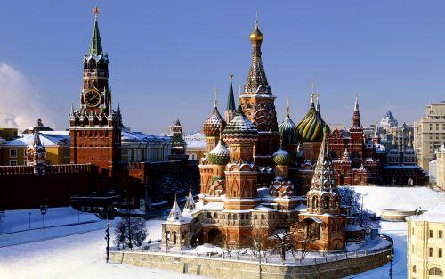 Gambar Bangunan Kremlin yang Indah 1