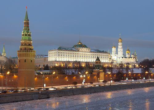 Gambar Bangunan Kremlin yang Indah 4
