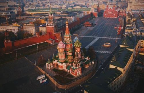 Gambar Bangunan Kremlin yang Indah 5