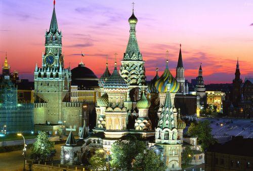Gambar Bangunan Kremlin yang Indah 6