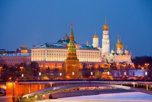 Gambar Bangunan Kremlin yang Indah 7
