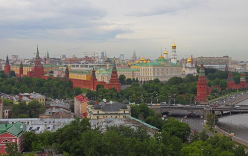 Gambar Bangunan Kremlin yang Indah 8