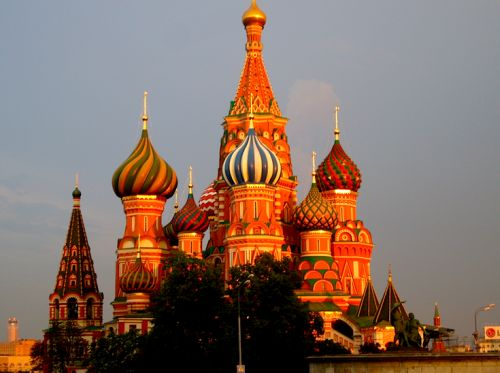 Gambar Bangunan Kremlin yang Indah 9