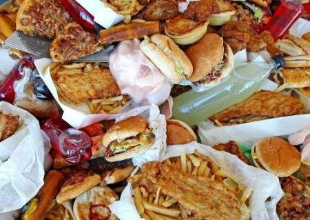 Gambar Junk Food