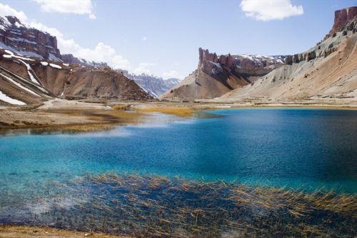 Gambar Taman Nasional Band-e Amir di Afghanistan