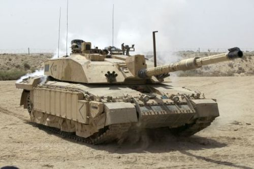 Gambar Tank Tempur Utama 2