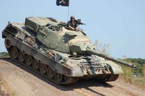 Gambar Tank Tempur Utama 3