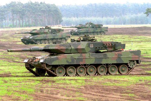 Gambar Tank Tempur Utama 4