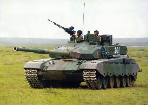 Gambar Tank Tempur Utama