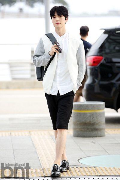 Gaya Airport Ahn Jae-hyun