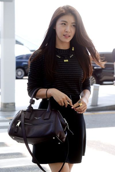 Gaya Airport Ha Ji-won