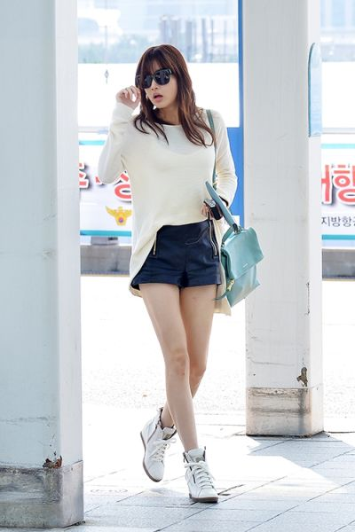 Gaya Airport Kang So-ra