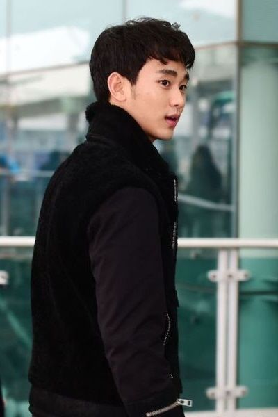 Gaya Airport Kim Soo-hyun