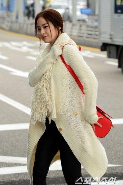 Gaya Airport Kim Tae-hee