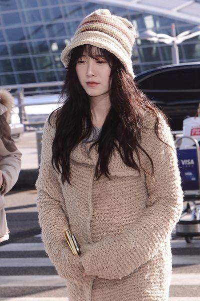 Gaya Airport Ku Hye-sun