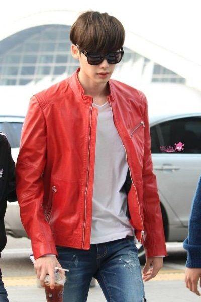 Gaya Airport Lee Jong-suk