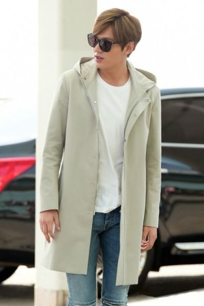 Gaya Airport Lee Min-ho