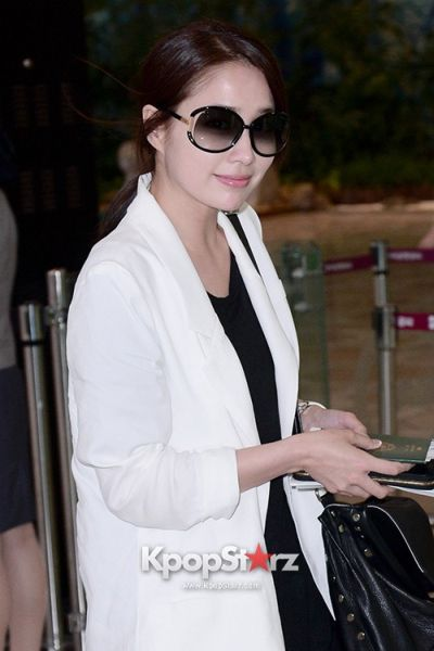 Gaya Airport Lee Min-jung