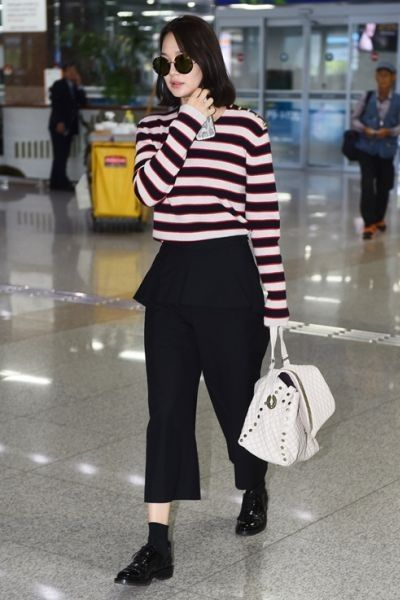 Gaya Airport Shin Min-ah